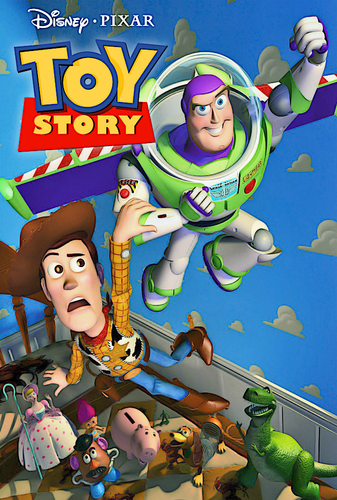 Toy Story - 1995
