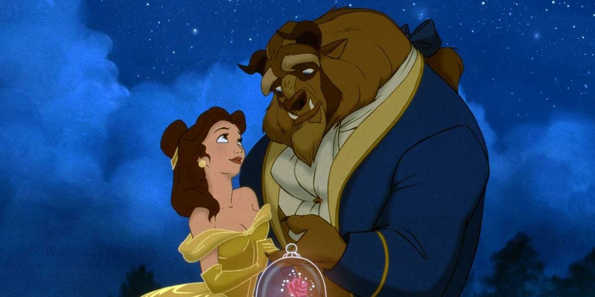 The theme of marriage in Beauty and the Beast