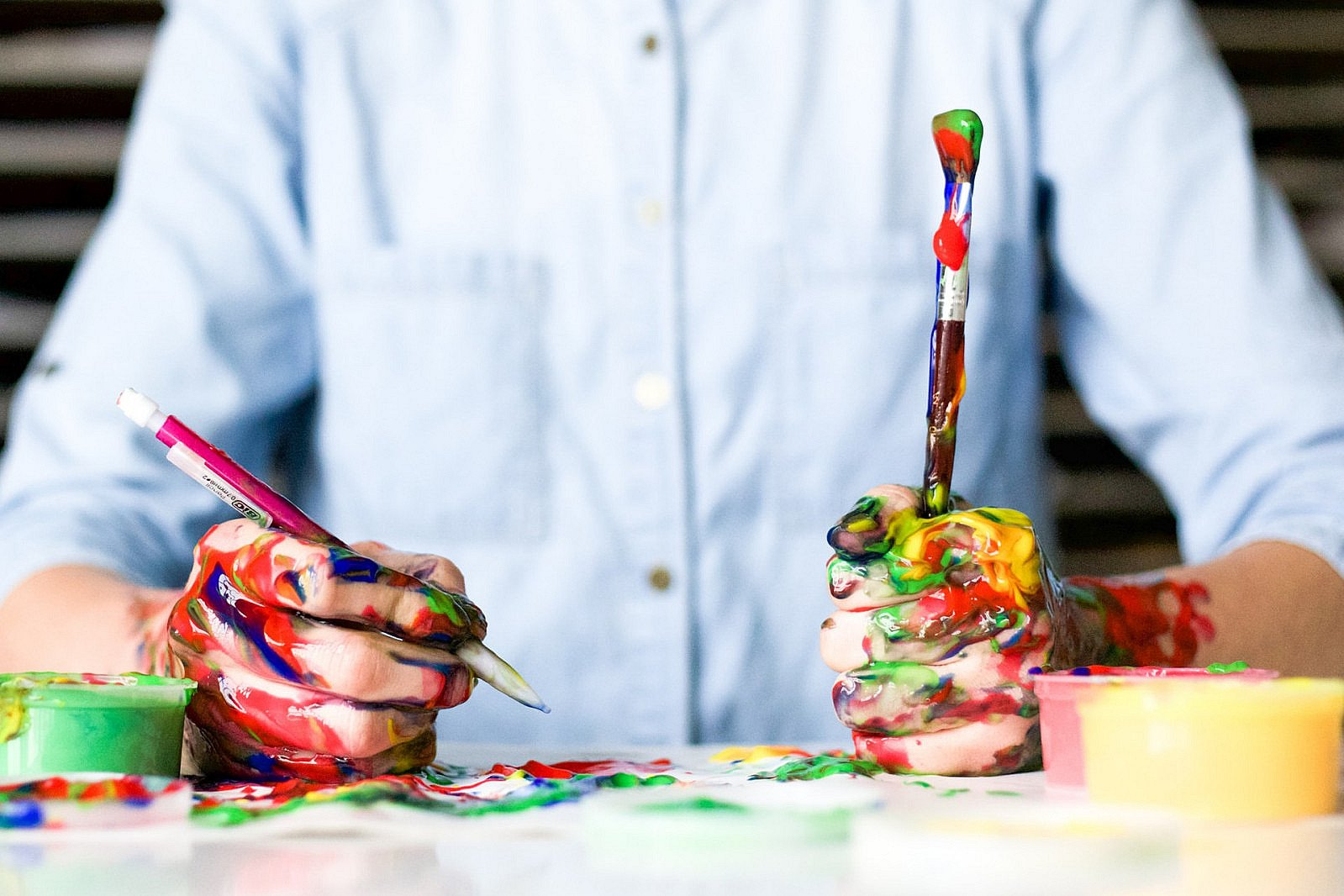 arts is yourself
